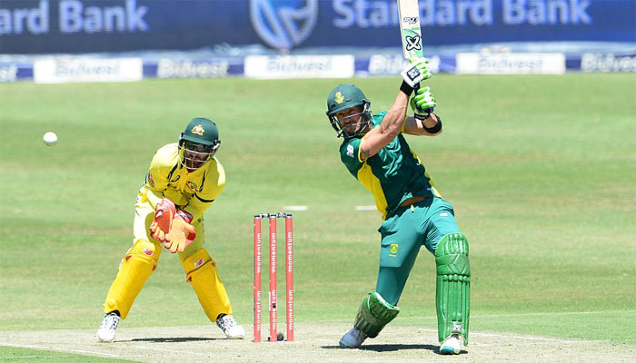 South Africa thrash Australia by six wickets in the 1st ODI in Perth