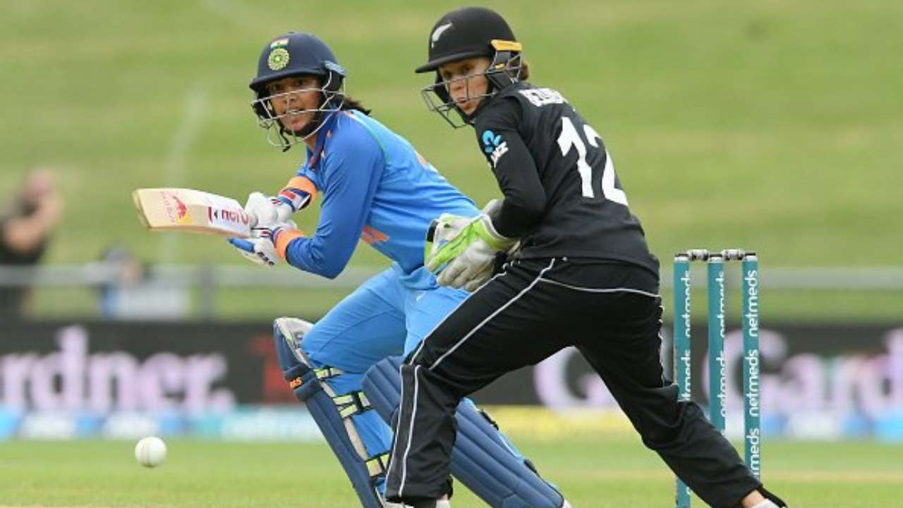 India women beat New Zealand by 8 wickets in 2nd ODI at Mount Maunganui
