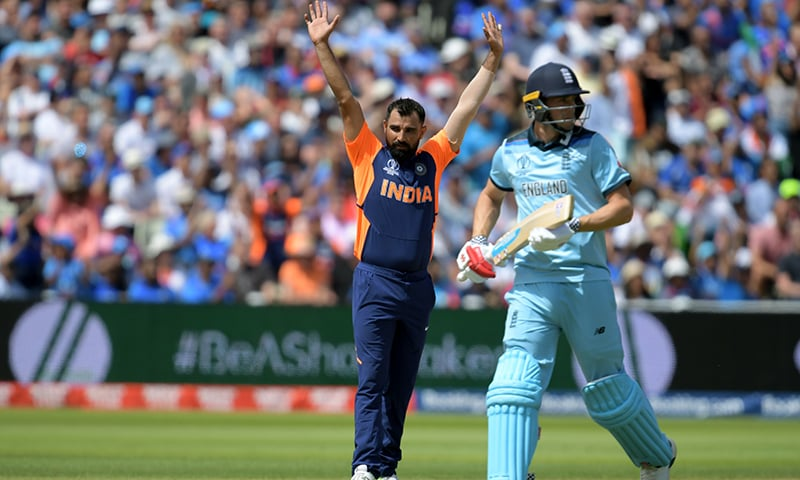 ICC World Cup: England defeat India by 31 runs at Birmingham