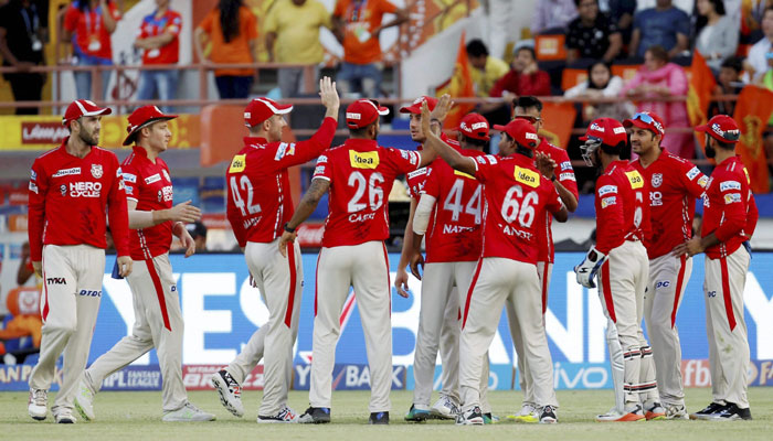 Kings XI Punjab registers thrilling win by 7 runs against Mumbai Indians in IPL
