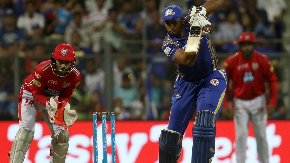 Mumbai Indians beat Kings XI Punjab by 3 runs