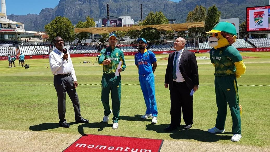 South Africa vs India, 3rd ODI: Proteas win toss, elect to bowl