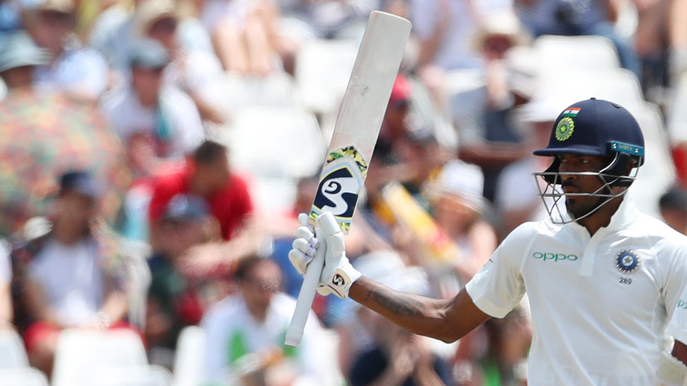 India to resume their 2 innings at the overnight score of 35 for 3 on final day
