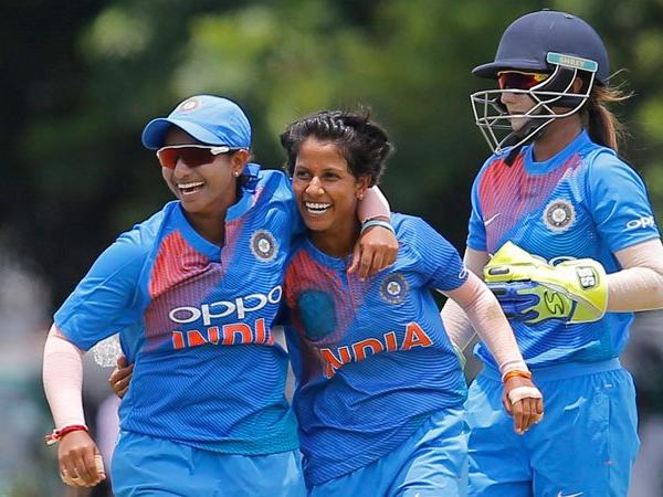 Indian women thrash Sri Lanka by 51 runs to win T20 series 4-0