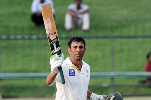 Younis Khan become first Pakistani to reach 10,000 runs