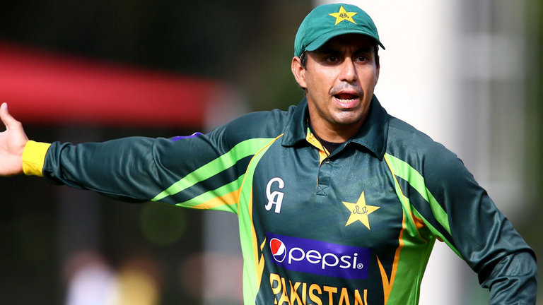 Pakistan batsman Nasir Jamshed banned for 10 years