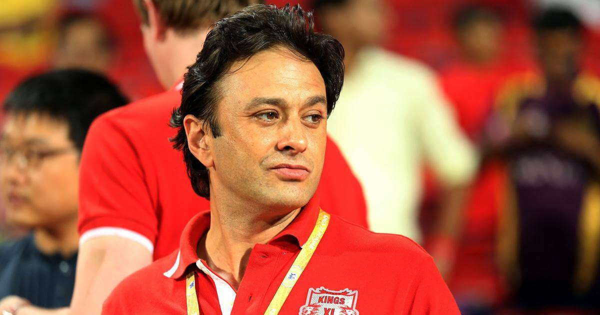 KXIP co-owner Ness Wadia calls for severing ties with Chinese sponsors in IPL