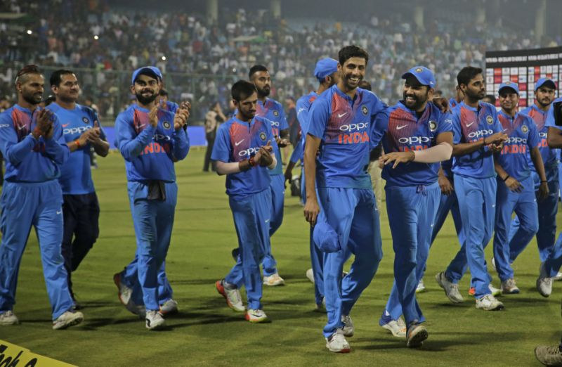India beat New Zealand by 53 runs in 1st T20 match