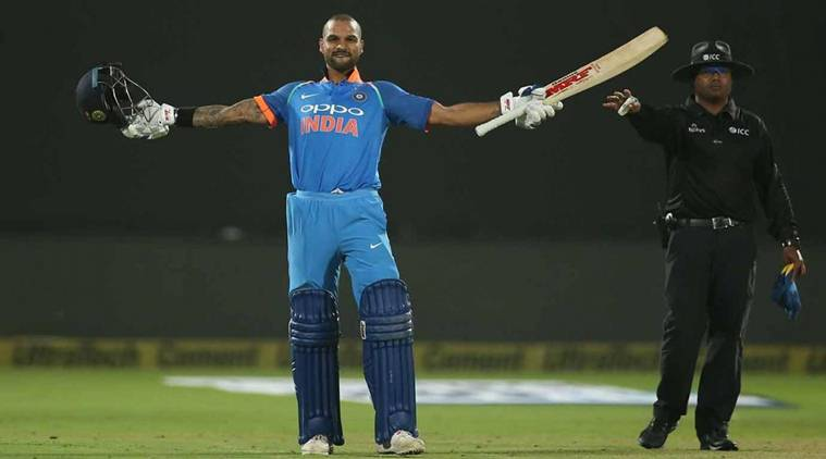 India defeat Sri Lanka by 8 wickets in 3rd ODI at Visakhapatnam