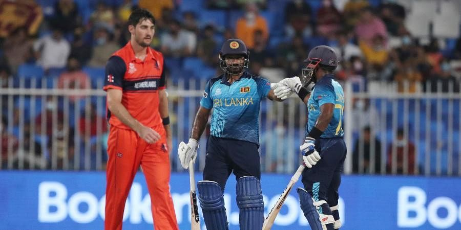 T20 World Cup: Sri Lanka beat Netherlands by 8 wickets