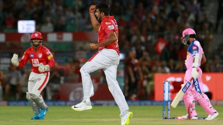 Kings XI Punjab beat Rajasthan Royals by 12 runs in IPL match