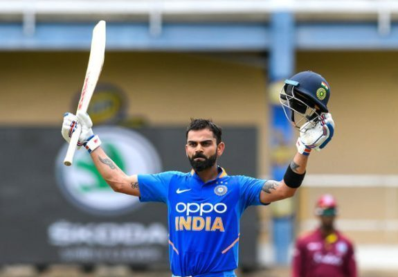 Virat Kohli becomes fastest skipper to record 11,000 international runs