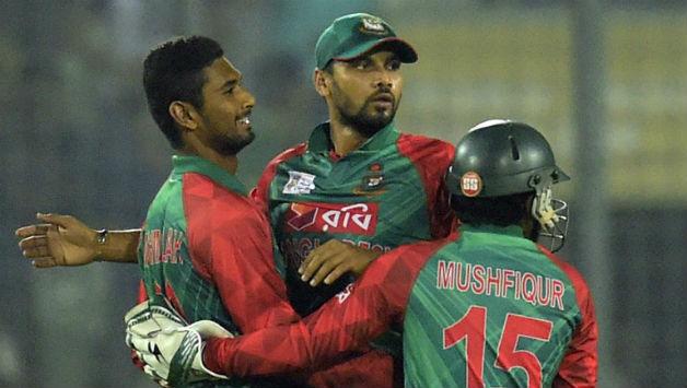 Bangladesh beat Sri Lanka in T20 match