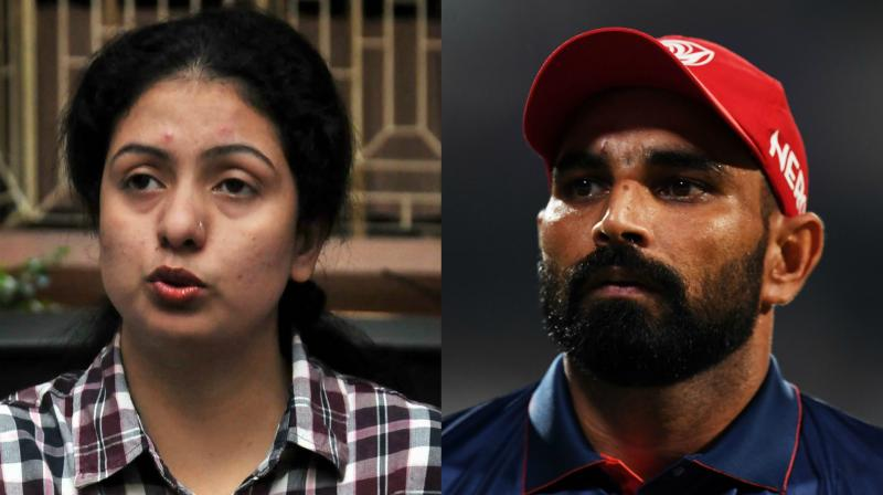 Mohd Shami's estranged wife held after high drama