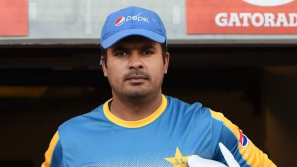 Pakistani batsman Sharjeel Khan
