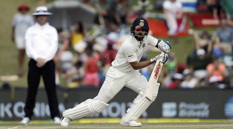 India to resume 1st innings at 183 for five against South Africa in 2nd Test match