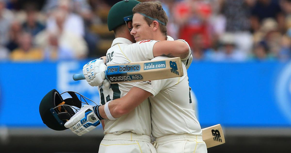 Australia set England a daunting 398 runs to win the 1st Test match at Edgbaston