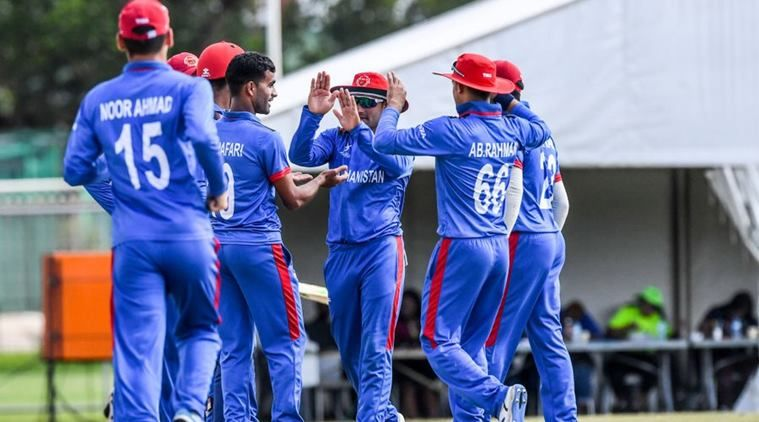 Afghanistan enter into the quarterfinals of CWC U-19