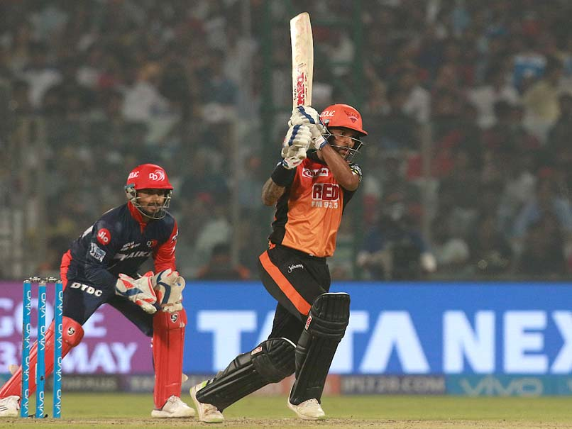 Sunrisers Hyderabad beat Delhi Daredevils by 9 wickets