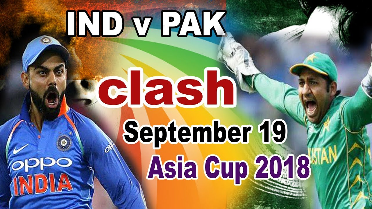 Asia Cup: India to play against arch rival Pakistan in Dubai today