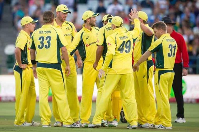 Australia announces Champions Trophy squad
