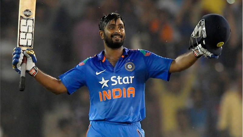 Rayudu suspended from bowling in international cricket