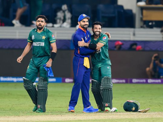 Pakistan registers comfortable win against India in the T20 World Cup match
