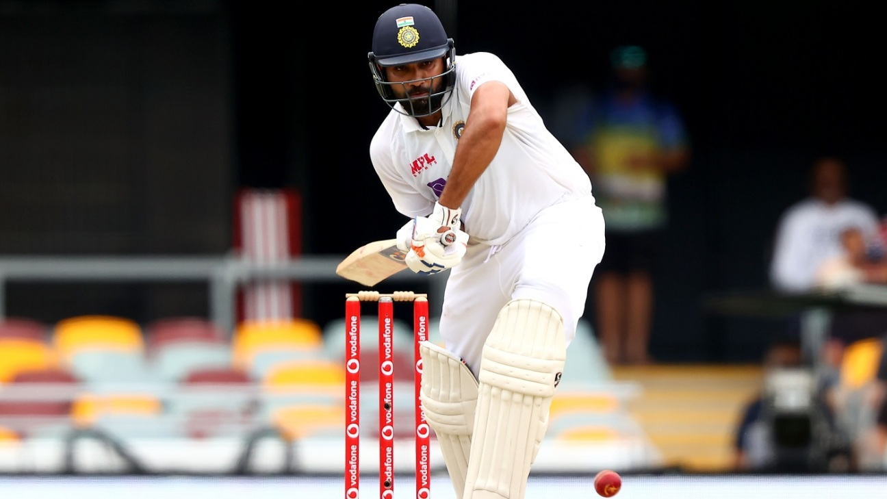 India were 183 for 3 against Australia on 5th day of 4th Test in Brisbane
