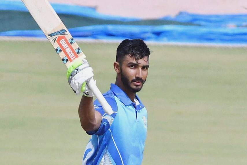 Vijay Hazare Trophy: Gujarat, Karnataka enter semi-finals after Priyank, Devdutt hundreds