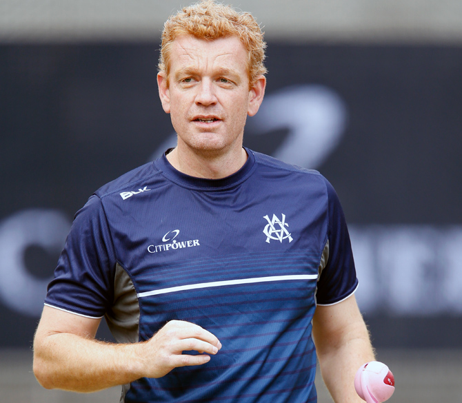 Andrew McDonald named Rajasthan Royals head coach