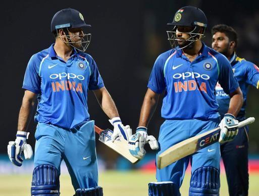 India wins 3rd ODI by six wickets against Sri Lanka