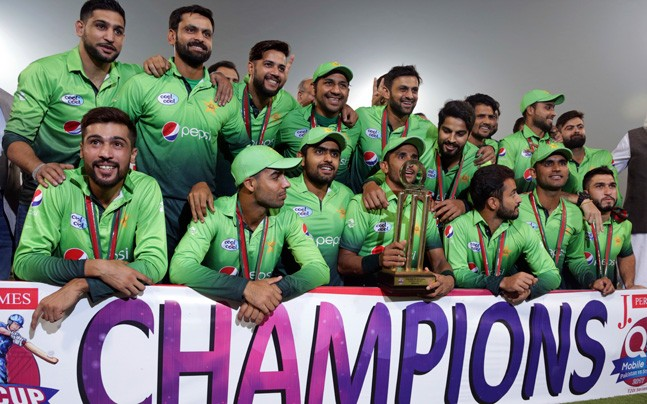 Pakistan beat Sri Lanka by 36 runs in Final T20