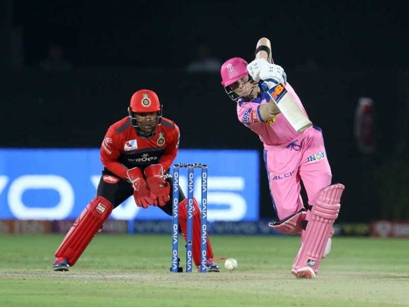 Rajasthan Royals beat Royal Challengers Bangalore by seven wickets in IPL match