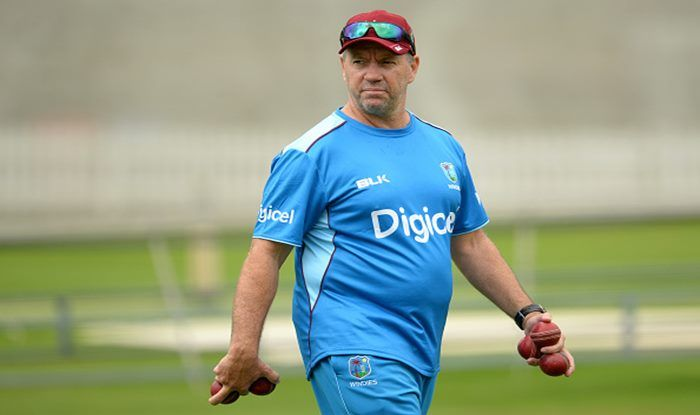 West Indies coach suspended for first two ODIs against India