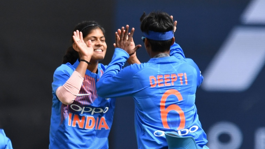 India women win 4th T20 against West Indies by 5 runs