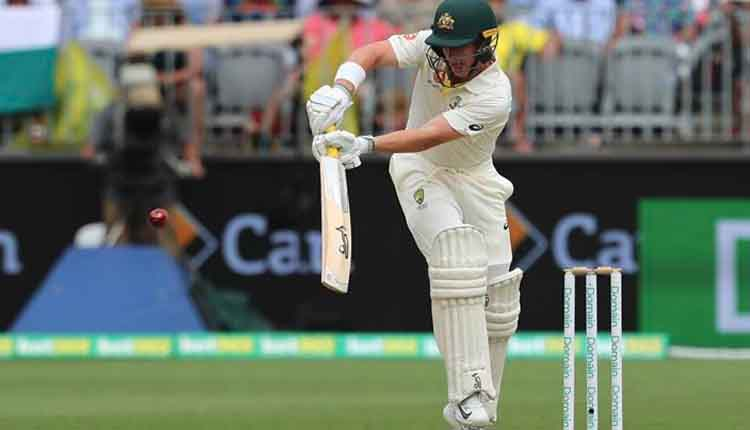 2nd Test: Australia 132 for four wickets at stumps