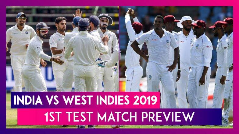 India to play first Test match against West Indies in Antigua today