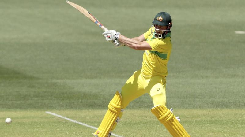 Australia 213 for five against India in 2nd ODI in Adelaide