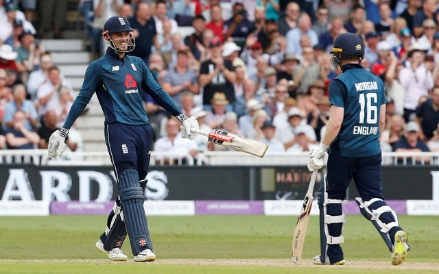 England scores new ODI record 481 for six against Australia