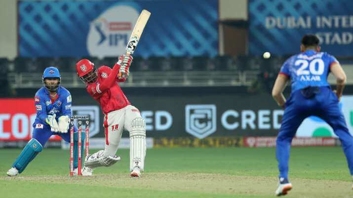 IPL 2020 Updates: Delhi Capitals finished their innings at 157/8, having scored 30 in the last over