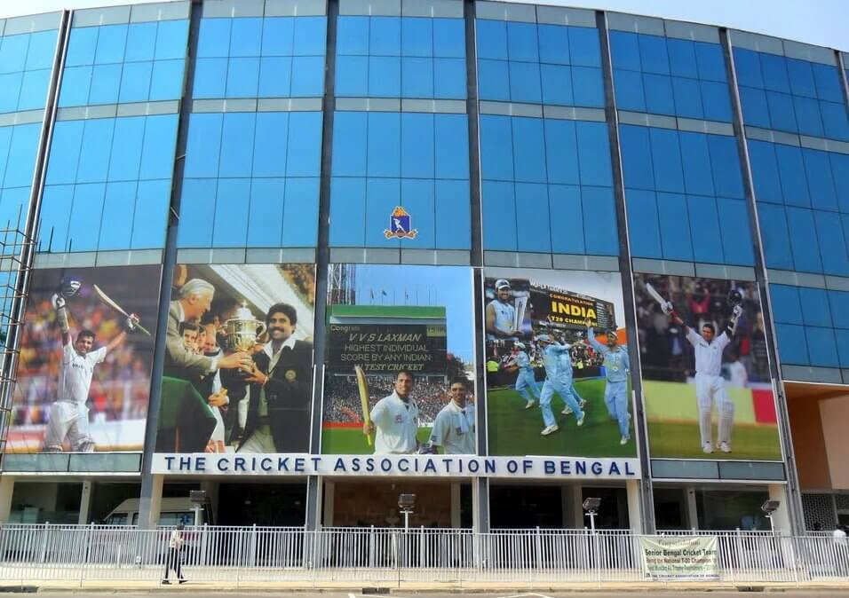 CAB headquarter to remain shut for 7 days after Eden Gardens ground tested positive for Covid-19