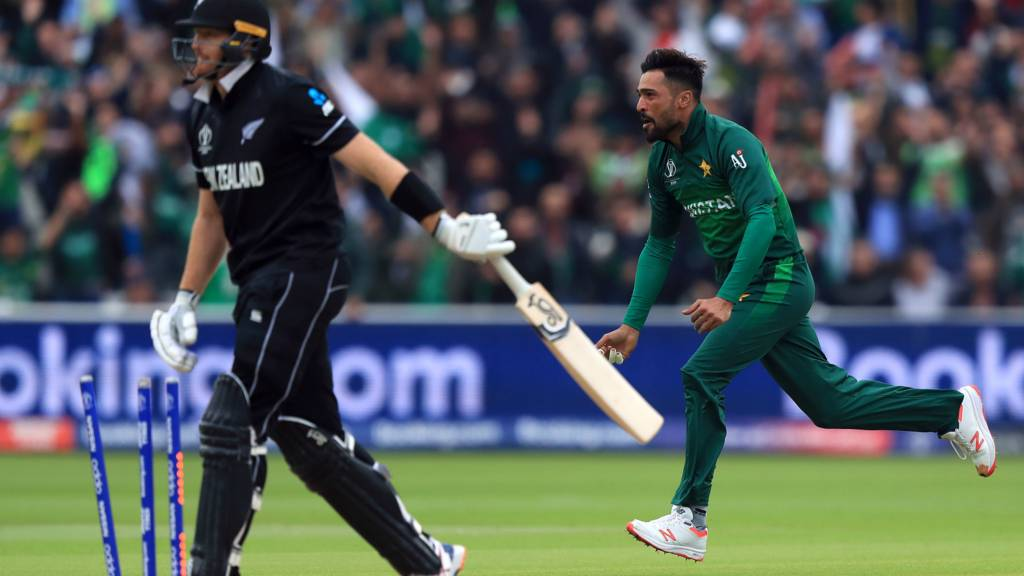 ICC World Cup: New Zealand win toss against Pakistan and decided to bat first