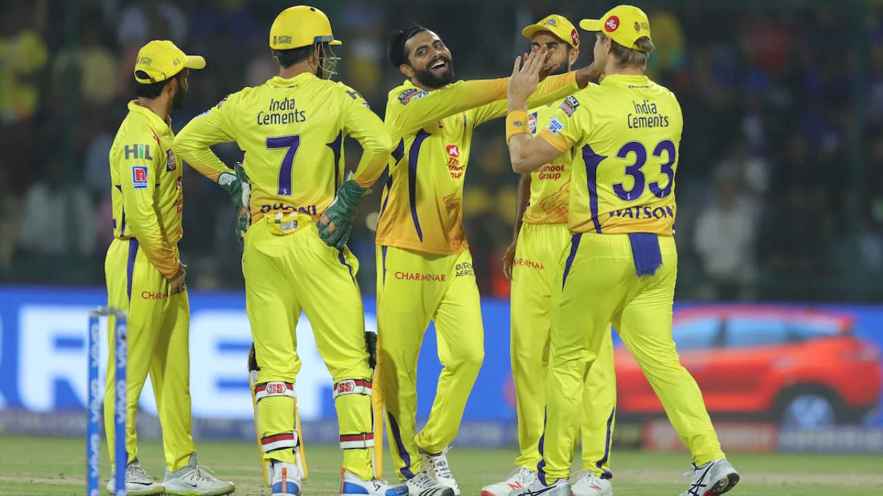 Chennai Super Kings beat Delhi Capitals by six wickets in IPL