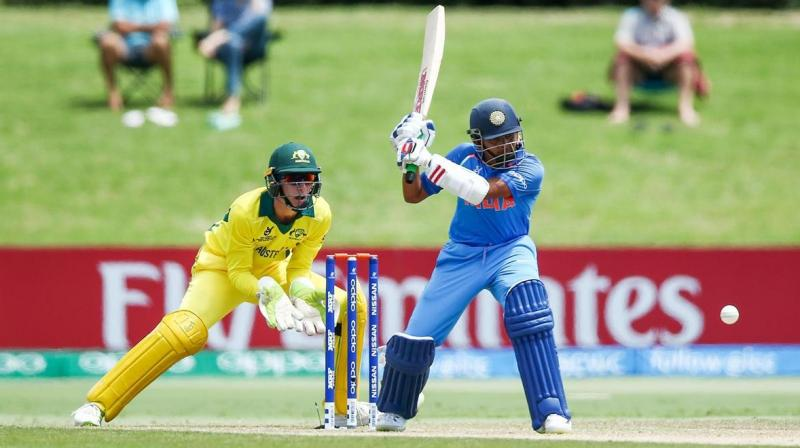 India win against Australia by 100 runs in U19 World Cup Cricket