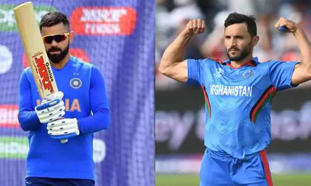 ICC World Cup: India win toss, opt to bat against Afghanistan