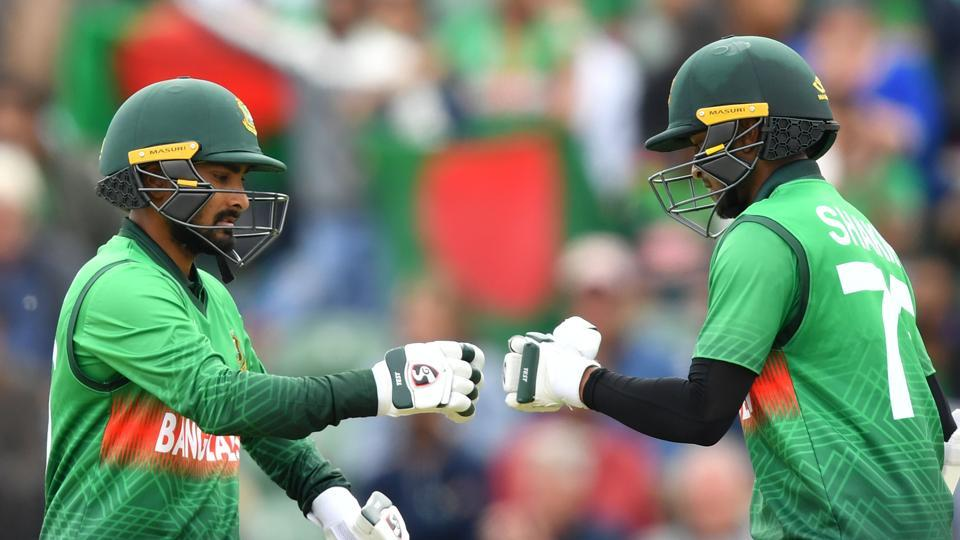 ICC World Cup: Bangladesh thrash West Indies by 7 wickets