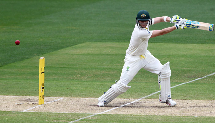 Australia reach 131 for one at lunch on day 1
