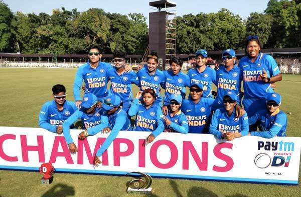 India women clinch ODI series 3-0 against South Africa