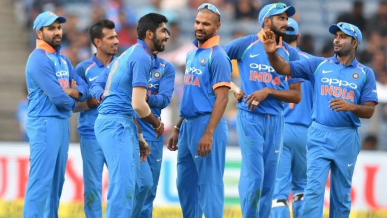 India beat West Indies by 224 runs in 4th ODI in Mumbai