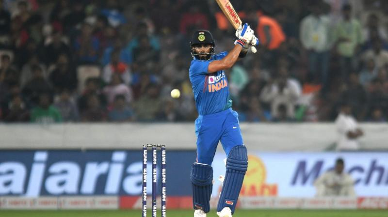 India beat West Indies by six wickets in 1st T20 match in Hyderabad